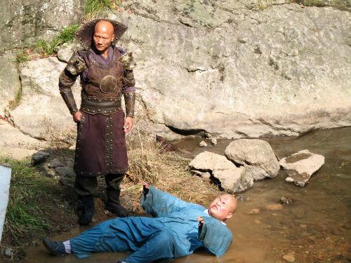 Bí mật giờ mới kể của phim Thiếu Lâm Tự - 6