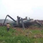 Tin tức trong ngày - TQ: Trực thăng quân sự Mi-171 đâm vào tường