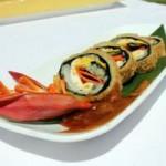 Ẩm thực - Lạ miệng sushi bảy màu
