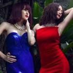 Ngôi sao điện ảnh - Chị em Thiều Bảo Trang bất ngờ chuyển hướng sexy