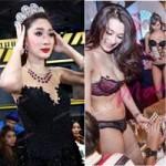 Thời trang - Á hậu Hoàn vũ Thái Lan nức nở trần tình về ảnh nóng
