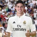 """Bóng đá - Real chính thức công bố """"bom tấn"""" James Rodriguez"""