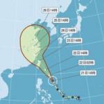 Tin tức trong ngày - Vietnam Airlines hủy nhiều chuyến bay vì siêu bão Matmo