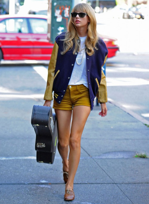 """Đôi chân """"vạn người mê"""" của Taylor Swift - 9"""
