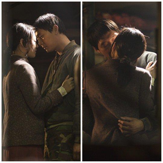 """5 cảnh """"yêu"""" trong sáng khiến diễn viên vật vã - 1"""