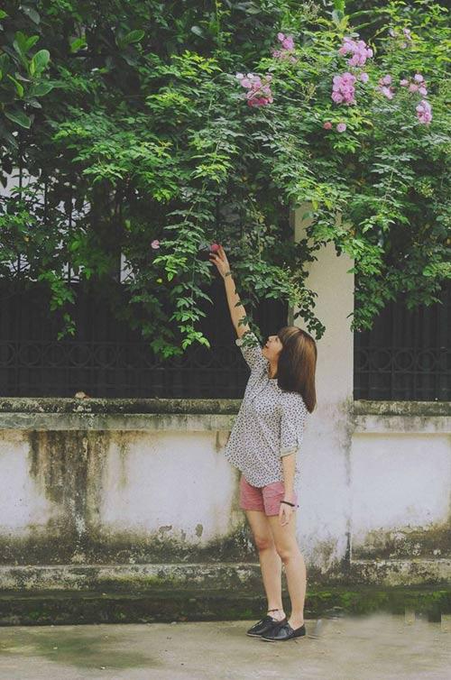 """Giới trẻ Việt mê thời trang """"rừng xanh"""" Nhật Bản - 4"""