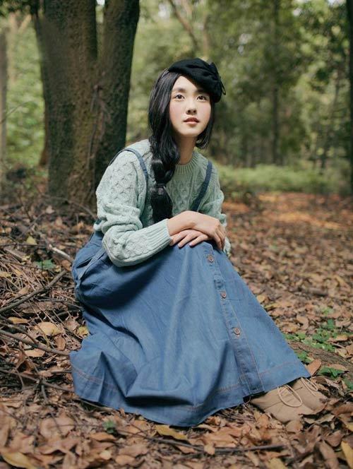 """Giới trẻ Việt mê thời trang """"rừng xanh"""" Nhật Bản - 11"""