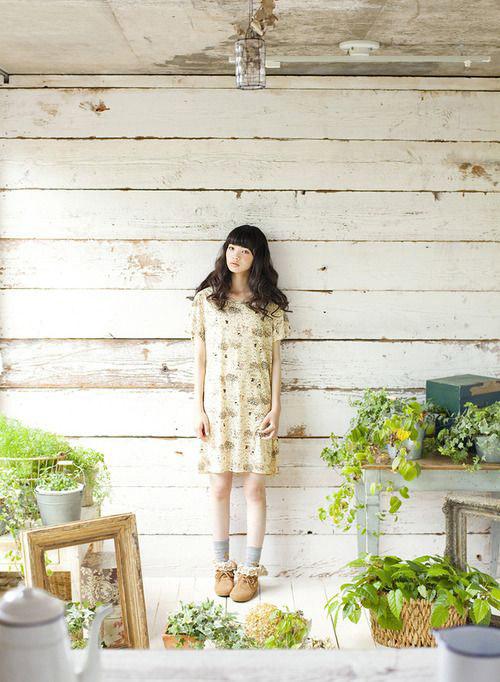 """Giới trẻ Việt mê thời trang """"rừng xanh"""" Nhật Bản - 8"""