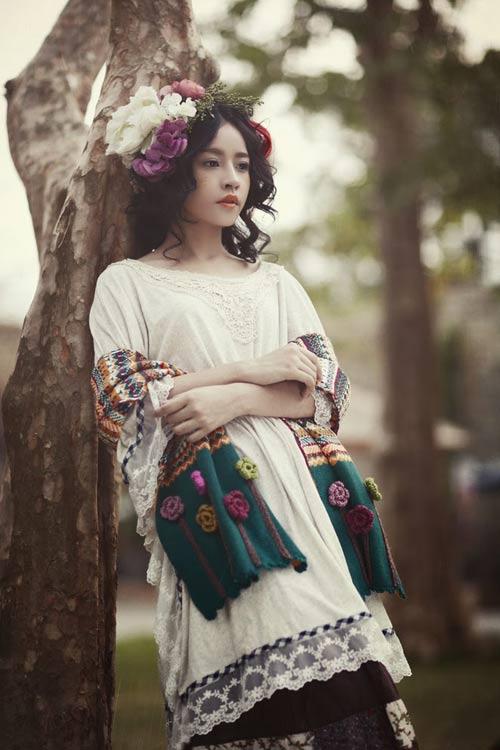 """Giới trẻ Việt mê thời trang """"rừng xanh"""" Nhật Bản - 5"""