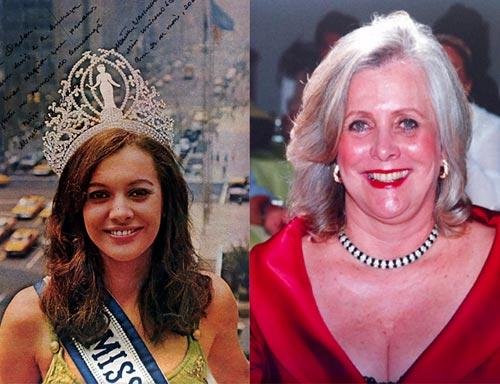 Những hoa hậu Hoàn vũ đẹp thách thức thời gian - 7