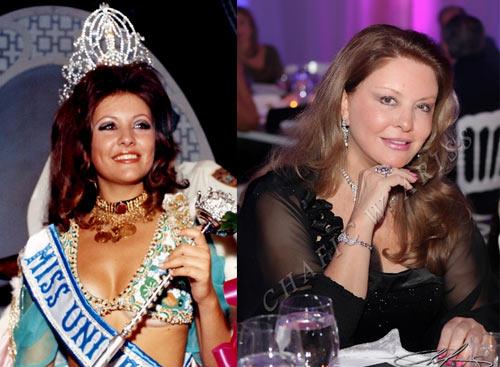 Những hoa hậu Hoàn vũ đẹp thách thức thời gian - 9