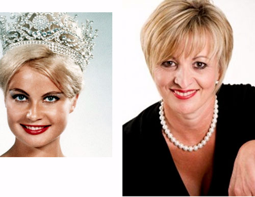 Những hoa hậu Hoàn vũ đẹp thách thức thời gian - 2