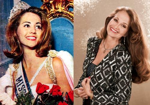 Những hoa hậu Hoàn vũ đẹp thách thức thời gian - 6
