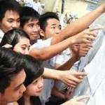 Giáo dục - du học - Điểm thi ĐH- CĐ và xu hướng chọn nghề