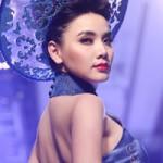 Thời trang - Trang Nhung quyến rũ trở lại sàn catwalk