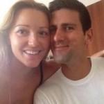 """Thể thao - Tin HOT 23/7: Djokovic khoe ảnh """"tự sướng"""" cùng vợ"""