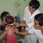 Sức khỏe đời sống - Hà Nội bắt đầu tiêm vắc xin thủy đậu