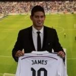"""Bóng đá - Real: Rodriguez và """"áp lực ngàn cân"""" của áo số 10"""