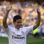 Bóng đá - Mới đến Real, Rodriguez đã vượt mặt các đàn anh