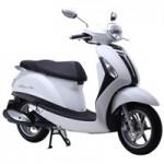 Ô tô - Xe máy - Cận cảnh xe tay ga Yamaha Nozza Grande mới ra mắt