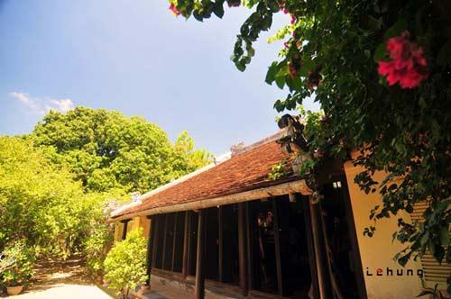 Nét thanh bình của nhà vườn phố Huế - 3