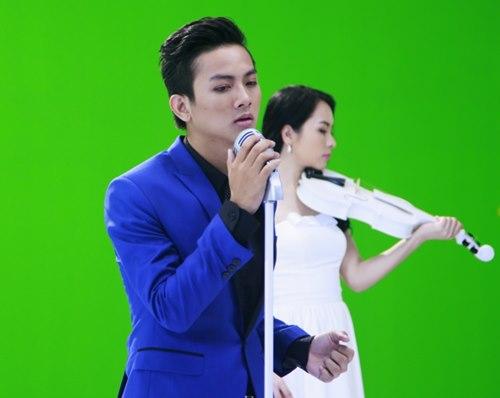 Hoài Lâm khoe tài lẻ trong MV đầu tay - 5