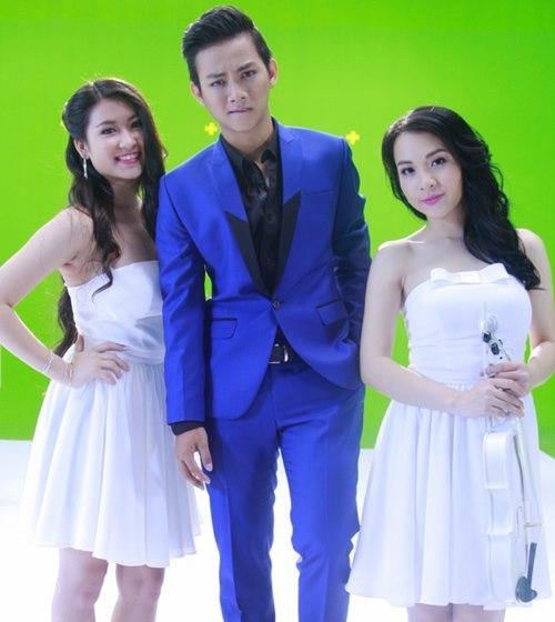 Hoài Lâm khoe tài lẻ trong MV đầu tay - 3