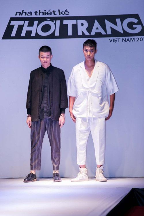 """Đặng Khánh Project Runway: """"Thời trang không dữ"""" - 3"""