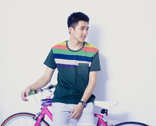 Áo thun nam giá rẻ chinh phục bạn trẻ Việt - 7