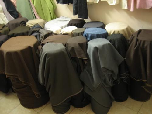 Chọn vải may đủ loại quần công sở - 3