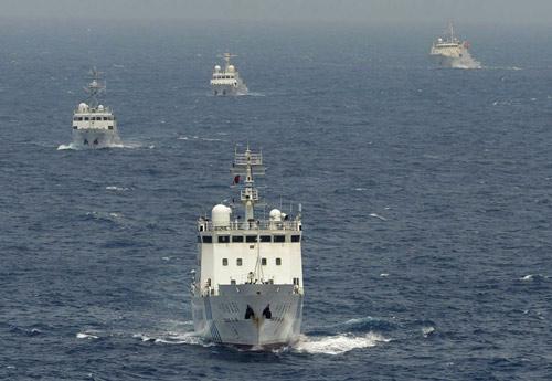 TQ nạo vét trái phép kênh cho tàu tuần tra ở Hoàng Sa - 2
