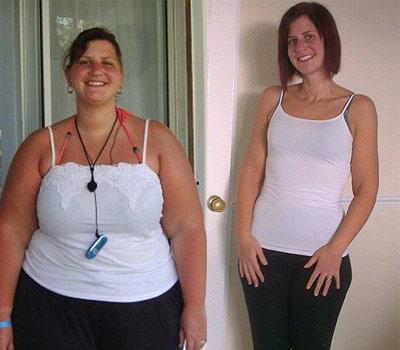 Bí quyết giảm 70 kg của bà mẹ nặng tạ rưỡi - 5