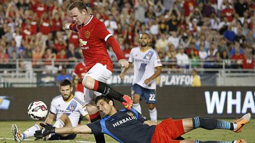 """Rooney ghi điểm ngày MU """"vùi dập"""" LA Galaxy - 1"""