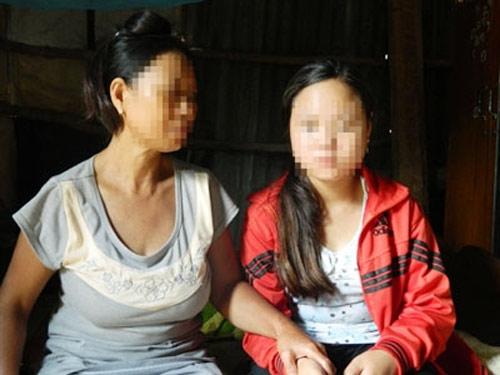 Nỗi đau bé gái bị hiếp dâm, sinh hai con - 1