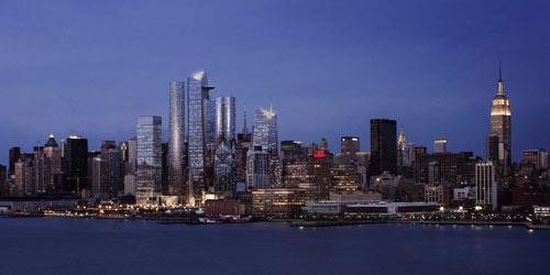 Ngắm khu thượng lưu mới ở New York - 1