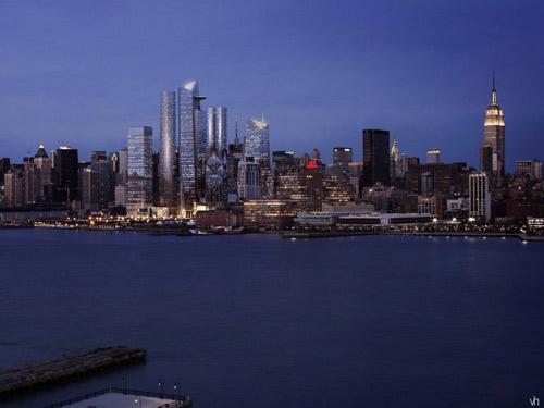 Ngắm khu thượng lưu mới ở New York - 10