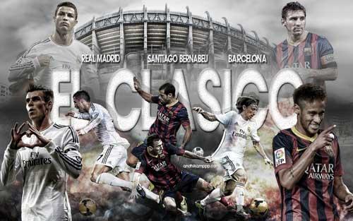 Liga 2014/15: Ấn định lịch Siêu kinh điển - 1