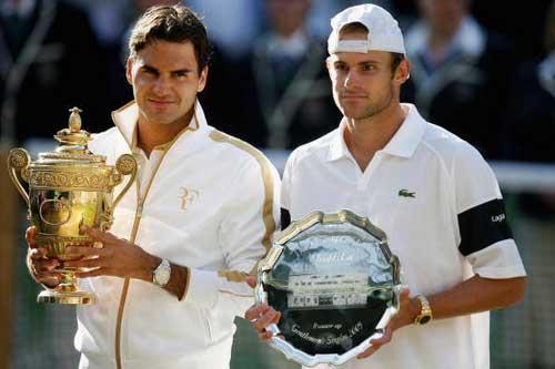 Sắp ở tuổi 33, Federer vẫn là thần tượng trên sân tennis - 1