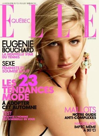 Bouchard ôm giấc mộng lớn trong làng tennis nữ - 2