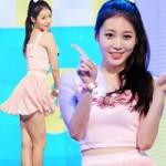 Ca nhạc - MTV - Kiều nữ Hàn khoe đôi chân được bảo hiểm 10 tỷ đồng