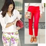Thời trang - Chọn vải may đủ loại quần công sở