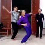 Bạn trẻ - Cuộc sống - Thích thú với clip cụ bà nhảy nhạc sàn