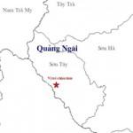 Tin tức trong ngày - Lại xảy ra động đất ở Quảng Ngãi