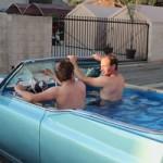Ô tô - Xe máy - Biến chiếc Cadillac Coupe Deville thành bồn tắm