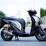 Ô tô - Xe máy - Honda PS độ phong cách siêu xe Gia Lai Team