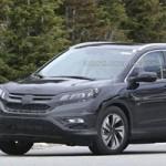 Ô tô - Xe máy - Honda CR-V 2015 sẽ trang bị hộp số CVT
