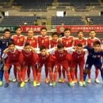 Bóng đá - Tuyển futsal Việt Nam thua Trung Quốc 3-7