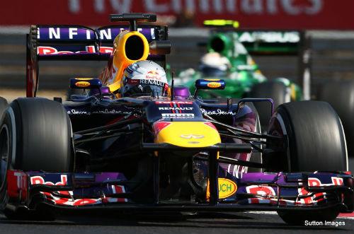 F1- Hungarian GP: Bài toán chiến thuật - 2