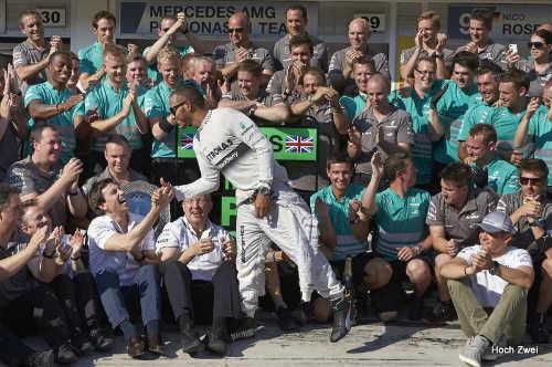F1- Hungarian GP: Bài toán chiến thuật - 1