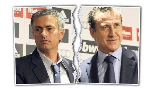 "Thế giới ""huyền bí"" của Jose Mourinho (Kỳ 15) - 1"